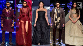 Here's Everything You Need to Know from Lakme Fashion Week Winter Festive 2019