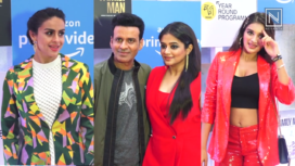 TV Celebs Attend the Screening of The Family Man
