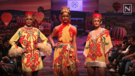Pria Kataaria Puri Showcases at Bangalore Fashion Week AW19