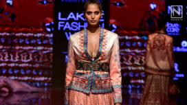 Rajdeep Ranawat Showcases Sindh at Lakme Fashion Week Winter Festive 2019
