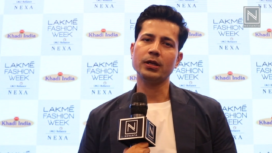 Sumeet Vyas on Walking the Runway, Personal Style and More