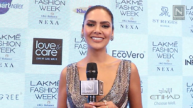 Esha Gupta On Walking the Ramp, Personal Fashion Choices and More