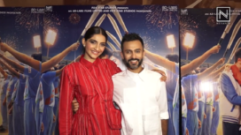 Sonam Kapoor, Katrina Kaif, Vicky Kaushal and More at The Zoya Factor Screening