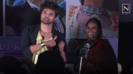 Himmesh Reshammiya Launches Ranu Mondal's Debut Song Teri Meri Kahaani