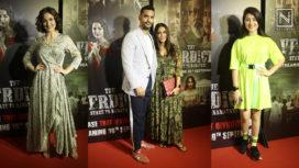Celebrities Attend the Screening of Web Series The Verdict - State vs Nanavati