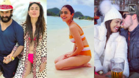 Celebrating World Tourism Day with the Celebs Who Serve Us with Major Travel Goals