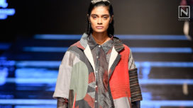 Urvashi Kaur Presents Masira at Lakme Fashion Week Winter Festive 2019