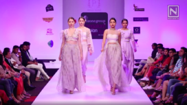 Taysa by Prerna Anand at Bangalore Fashion Week Autumn Winter 2019