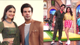 Bollywood Celebs Have Fun at Movie Masti with Maniesh Paul
