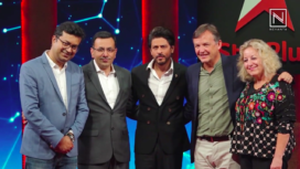 Shah Rukh Khan On Turning Dreams into Reality at Ted Talks India Nayi Soch