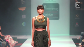 Dhwani Bansal's Jewellery Collection Showcase at Bangalore Fashion Week AW19