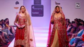 Ideebs London by Aaliya Deeba at Bangalore Fashion Week WF19