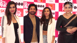Bollywood Celebs Attend the Screening of The Sky is Pink