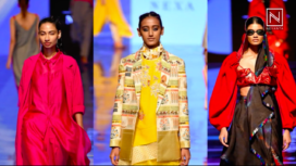 Trend of the Season - Smart Layering from Runway of LFW WF19