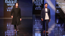 Designers and their Showstoppers - Vijay Varma and Sumeet Vyas
