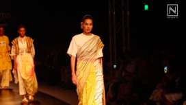 All the Highlights from Day 1 of Lotus Makeup India Fashion Week Spring Summer 2020