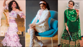 Taapsee Pannu's Top 5 En Vogue Looks from Saand Ki Aankh Promotions