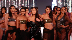 Aviva Bidapa Showcases her Latest Swimwear Collection at BGTFW 2019