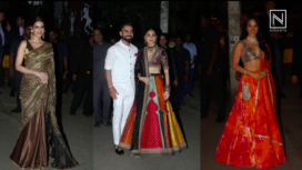 Bollywood Celebs at Amitabh Bachchan's Grand Diwali 2019 Bash