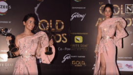 Celebrities Amp up their Fashion Game at 12th Gold Awards 2019