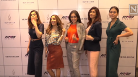 Telly Town Stars Attend the Fitness and Fashion Event Hosted by a Clothing Brand