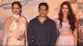 Star Cast of Dabangg 3 Attend the Trailer Launch of the Film