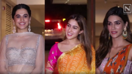 Celebrities Mark their Attendance at Jackky Bhagnani's Diwali Bash