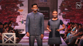 Abhishek Dutta Showcases at Bangalore Fashion Week AW 2019