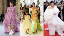Top Five Most Gorgeous Looks of Aishwarya Rai Bachchan that Won Our Hearts
