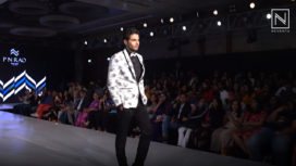 PN Rao Showcases Menswear Collection at Bangalore Times Fashion Week 2019