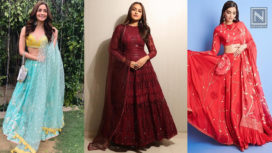 Top Ten Celebrity Approved Navratri Outfits Inspirations