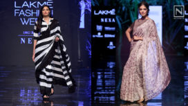 Designers and their Showstoppers - Athiya Shetty and Malavika Mohanan