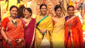 Celebs Come Together to Seek Blessings on Durga Puja
