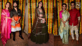 Ekta Kapoor's Grand Diwali Party for the Who's Who of Bollywood and Telly Town