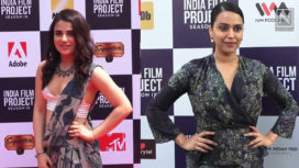 Swara Bhasker, Raj Kummar Rao and More Celebs at the India Film Project Season 9