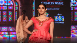 Students of JD Institute Present their Collections at Bangalore Times Fashion Week 2019