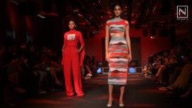Kanika Goyal Presents Paus(e)itive at Lakme Fashion Week Winter Festive 2019