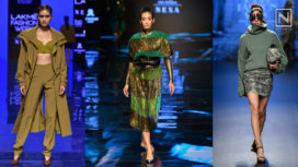 Olive Greens are the Season's Trendiest Hues and Here's Proof
