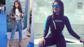 Parineeti Chopra Attends the Indian Ocean Festival 2019