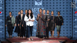 IKAI by Ragini Ahuja's Collection at Lotus Makeup India Fashion Week SS2020