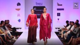Simply Kitsch by Ashish Kumar and Diksha Saxena at Bangalore Fashion Week 2019