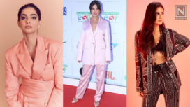 B-Town Divas Making a Fashion Statement in the Trendiest Slouchy Suits