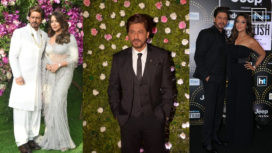 Five Times Shah Rukh Khan Stunned Us with his Fashion Choices
