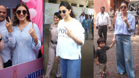 Deepika Padukone, Ranveer Singh, Anushka Sharma, and More Come Forward to Cast their Vote