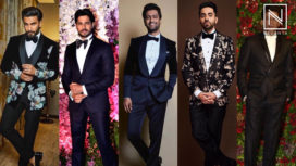 Top 10 Bollywood Men Who Nailed their Looks in Classic Tuxedos - International Men's Day