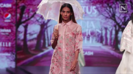 Highlights from Day 2 of Lotus Makeup India Fashion Week Spring Summer 2020