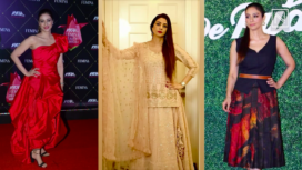 Top Five Glamorous Looks Tabu Slayed In - Birthday Special