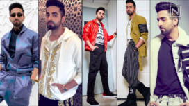 Ayushmann Khurrana's Top 5 Fashionable Looks from Bala Promotions