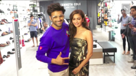 Kriti Kharbanda and Pulkit Samrat Come Together for a Fashion Label's Store Launch