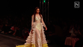 Rakul Preet Owns the Ramp as the Showstopper for Divya Reddy at LMIFW SS2020